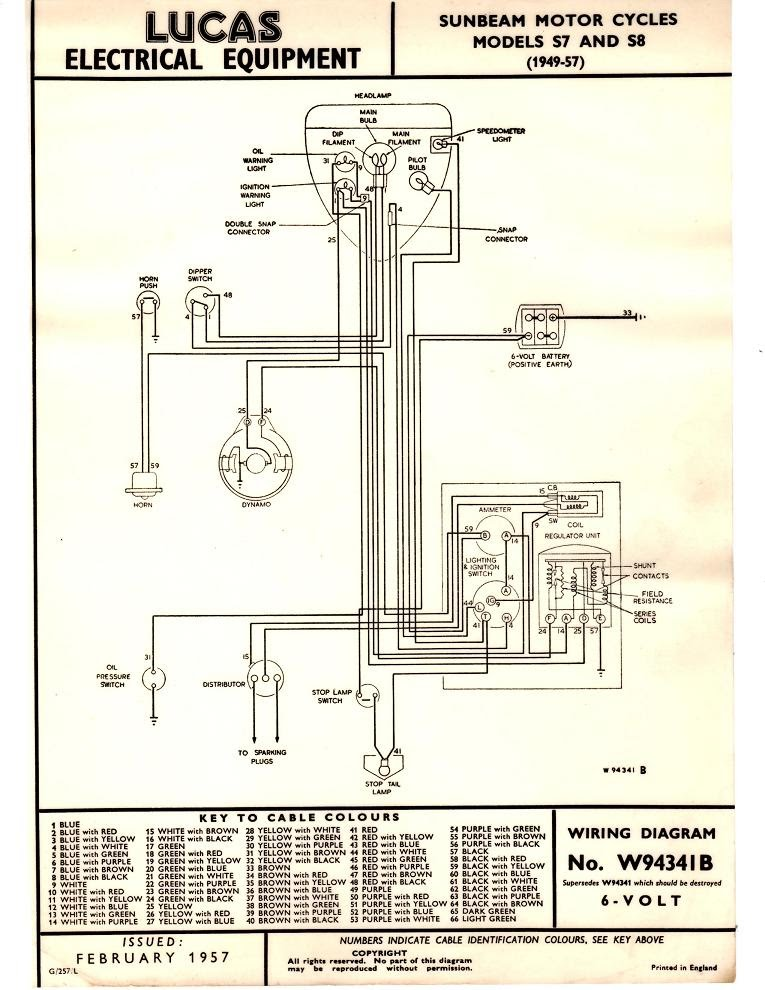 Lucas Wiring Diagram 1957?resize\=665%2C861\&ssl\=1 marelli generator wiring diagram marelli wiring diagrams collection  at bayanpartner.co